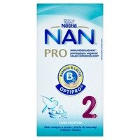 Nestlé Nan Pro 2 next milk powder from B.lactis for infants from 6 months 350g