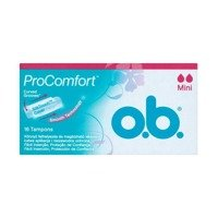 O.B. ProComfort Mini Tampons 16 pieces