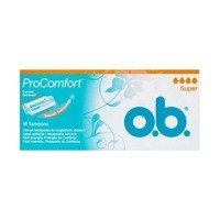 O.B. ProComfort Super Tampons 16 pieces
