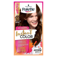 Palette Instant Color Shampoo coloring Chocolate Brown 16 25ml