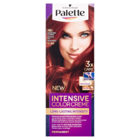 Palette Intensive Color Creme Hair dye intense red Ri5