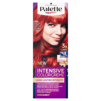 Palette Intensive Color Creme Hair dye scarlet red RV6