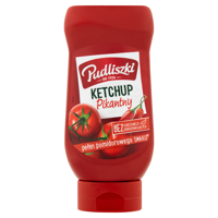 Pudliszki Ketchup spicy 480g