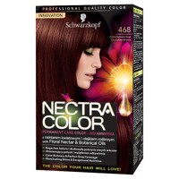 schwarzkopf nectra color hair dye chocolate brown 468 - Nectra Color Schwarzkopf