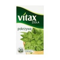 Vitax Herbs Nettle Herbal Tea 30 g (20 bags)