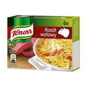 Knorr RinderbrГјhe