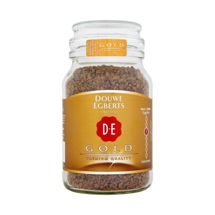 douwe egberts gold instant kaffee 190g supermarkt online. Black Bedroom Furniture Sets. Home Design Ideas