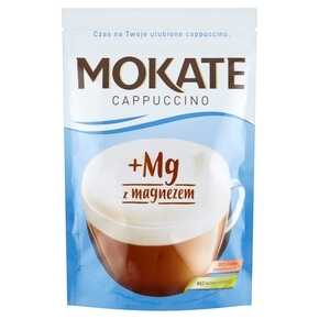 mokate caffetteria cappuccino mit magnesium 110g supermarkt online. Black Bedroom Furniture Sets. Home Design Ideas