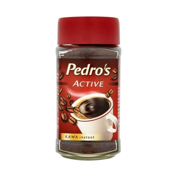 pedro 39 s aktive instant kaffee 200g supermarkt online. Black Bedroom Furniture Sets. Home Design Ideas