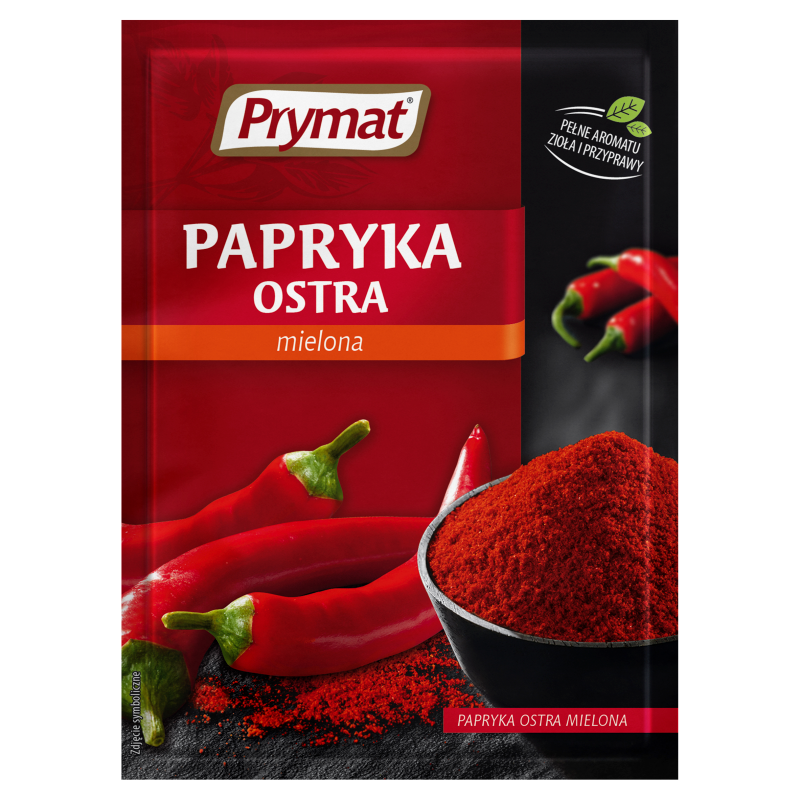 prymat cayenne pfeffer pulver 20g supermarkt online. Black Bedroom Furniture Sets. Home Design Ideas