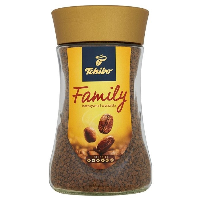 tchibo familie instant kaffee 200g supermarkt online. Black Bedroom Furniture Sets. Home Design Ideas