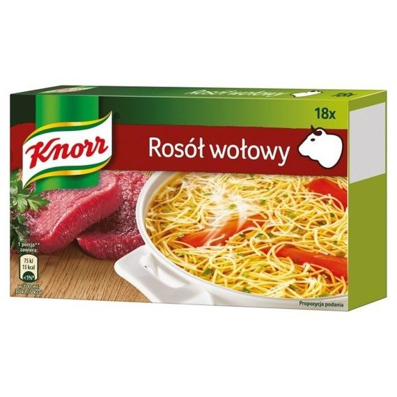Knorr Rinderbrühe