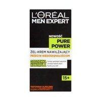 73bd161b5d L Oréal Paris Men Expert Pure Power 15+ Żel-krem nawilżający przeciw  niedoskonałościom
