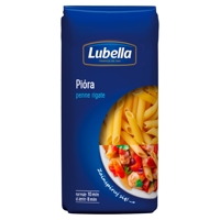 Lubella Penne Rigate Makaron Pióra 400 g