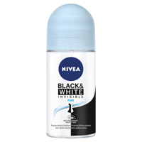 NIVEA Black&White Invisible Pure Antyperspirant w kulce 50 ml